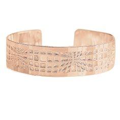 Rose gold thin bracelet By Kelka Jewelry