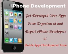 We, at MADT, provide absolute mobile app development services for iPhone, iPad, Android, Blackberry and Windows phone. Hire our professional and creative iPhone developers to get your required application/software done.