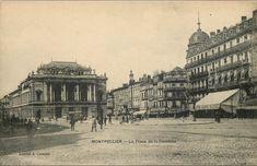 Montpellier, Louvre, Building, Travel, Viajes, Buildings, Destinations, Traveling, Trips