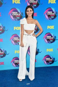 ef9d092db6 Victoria justice at the Teen Choice Awards 2017 Teen Choice Awards 2017