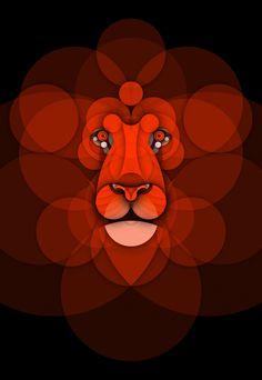 Animal Geometry: Illustrations by Bruno Silva – Inspiration Grid | Design Inspiration #illustration #illustrationinspiration #illustrationoftheday #art #artwork #artprint #geometric #geometricart #animals #inspirationgrid