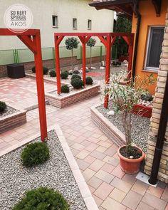 #gardening #gardendesign #kerttervezés #budapest #hungary #🇭🇺 Budapest Hungary, Garden Design, Sidewalk, Gardening, Instagram, Side Walkway, Lawn And Garden, Walkway, Landscape Designs