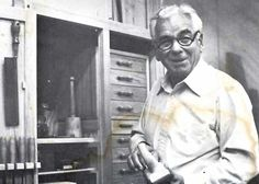 Tage Frid (1915 – 2004) was a Danish-born woodworker who influenced the development of the studio furniture movement in the United States.