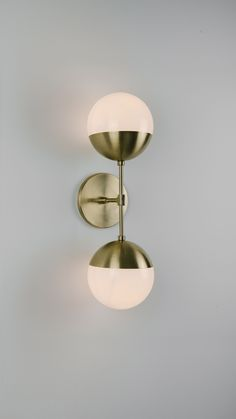 $200 This duel bulb sconce is perfect for hanging horizontally or vertically anywhere in your home & Haynes Sconce | Lighting | Pinterest | Wall sconces Floor lamp and ...