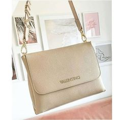 ~ Valentino shoulder bag ~ _____________________________ Δες όλη τη συλλογή Valentino online ή με click in shop 🥰 _____________________________ #papanikolaoushoes #valentino #bags #beigeaesthetic #springvibes Valentino, Kate Spade, Bags, Handbags, Bag, Totes, Hand Bags