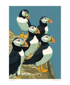 Robert Gillmor prints