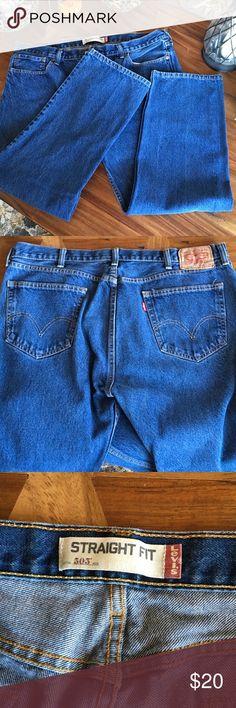 Levi's 505 straight fit men's jeans Levi's 505 straight fit men's jeans Levi's Jeans Straight