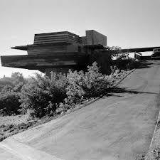 Sturges House. Frank Lloyd Wright. Usonian style. Brentwood, California, 1939