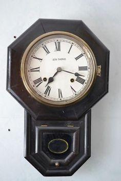 seth thomas wall clock 282 best seth thomas clock images on Pinterest in 2018 | Clock  seth thomas wall clock