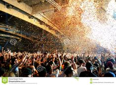 Crowd Dance In A Concert At Sonar Festival Editorial Stock Image - Image of music, club: 90683269 Sonar Festival Barcelona, Editorial, Stock Image, Music Images, Music Festivals, Crowd, Spain, Dance, Club