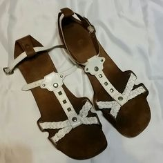 Urban Outfitters Sandals Good condition with no flaws. Normal wear. Size 9. Urban Outfitters Shoes Sandals