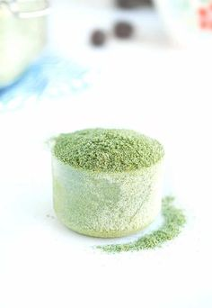 Add protein, antioxidants, and gut health benefits to your smoothies with this simple homemade protein powder   greens mix! Made from just two all natural ingredients and blends in perfectly smooth! (Dairy free, sugar free) Smoothie Recipes For Kids, Smoothies For Kids, Easy Smoothies, Good Healthy Recipes, Healthy Kids, Real Food Recipes, Healthy Living, Healthy Junk, Eating Healthy