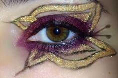 Buenas tardes!!! Aquí os traigo mi participación para el #duofusionsorteo de las preciosas @pericobubbles y @beasomnis inspirado por no decir copiado de uno de la artistaza @glittergirlc . A ver si hay suerte. #evamcobos #evamcobosbeauty #imnotmua #evaimnotmua #makeup #eyemakeup