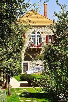 A beautiful house in #Dhour_Al_Shoueir بيت كتير مهضوم ب #ضهور_الشوير By Jack Sakabedoyan - Jack Sakabedoyan  #Lebanon #WeAreLebanon