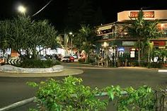 Byron Bay Town, at the northern roundabout Australia
