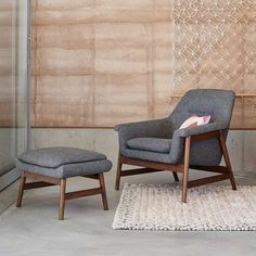 Expat Lounge Chair | Living Room Chairs, Modern Chairs And Lounge Chairs