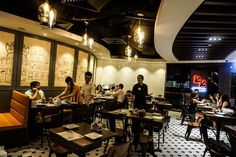 Honolulu Cafe was founded by Mr Yeung Jin Hei about 80 years ago and is now run by his sons, Mr Derrick Yeung and Mr Wayne Yeung. Altogether, there are nine outlets in both Hong Kong and China. In May 2016, Honolulu Cafe opened its doors to Singapore too – its first international outlet. Famous […] The