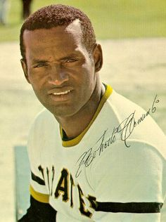 On this day in 1973 the great Roberto Clemente was inducted into the Baseball Hall of Fame in Cooperstown, NewYork. He had been tragically killed in a plane crash while attempting to deliver relie…