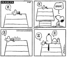 First Appearance: November 3rd, 1973 - reminds me of my dog and I every night getting into bed.  ☺️❤️