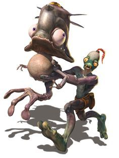 abe and munch oddworld - Yahoo Image Search Results