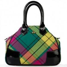 Vivienne Westwood | Winter Tartan 4583 Bag MacMillan/Black