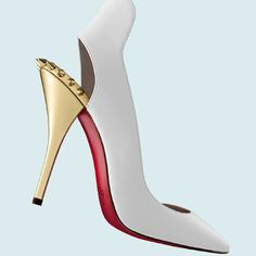 The height of chic by Christian Louboutin. #perfectpairs