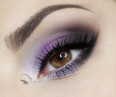 Touch of violet by ilovemyaddiction on Makeup Geek