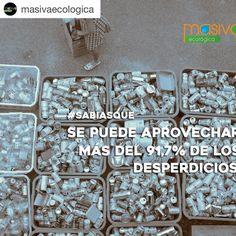 #Repost @masivaecologica with @repostapp.  #sabiasque se...