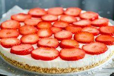 Supermagere citroenkwarktaart – Food And Drink Healthy Pie Recipes, Tapas Recipes, Pureed Food Recipes, Healthy Cake, Healthy Baking, Sweet Recipes, Cake Recipes, Dessert Recipes, Cooking Recipes