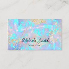 opal texture business card Salon Business Cards, Hairstylist Business Cards, Makeup Artist Business Cards, Elegant Business Cards, Business Card Size, Business Card Design, Business Supplies, Business Marketing, Business Ideas
