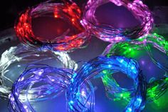 $11 for a 2-Pack of 2m LED Seed Lights - Shipping Included