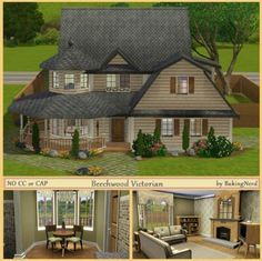 1000 images about sims houses mansions on pinterest for Awesome sims