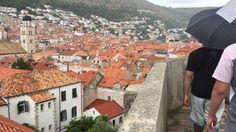 Travel Dubrovnik Old Town Wall Croatia