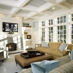 Fireplace Design Ideas, Pictures, Remodel, and Decor - page 202