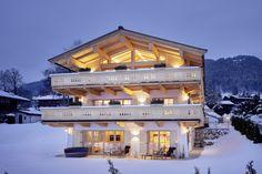 Tennerhof Luxury Chalets is located in Kitzbühel in the Tyrol Region opposite of Tennerhof Gourmet & Spa de Charme Hotel. Tennerhof Luxury Chalets Kitzbühel Austria R:Tyrol hotel Hotels Sauna Wellness, Spa, Jacuzzi, Best Hotels, Doors, Mansions, House Styles, Instagram, Home Decor