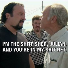 B because people fucking swear! Trailer Park Boys Quotes, Comedy Jokes, Funny Comedy, Jim Lahey Quotes, Kitten Mittens, Boy Meme, Cartoon Tv, Favorite Tv Shows