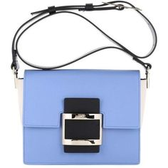 b551a006bb67 Viv Mini leather shoulder bag Roger Vivier ( 1