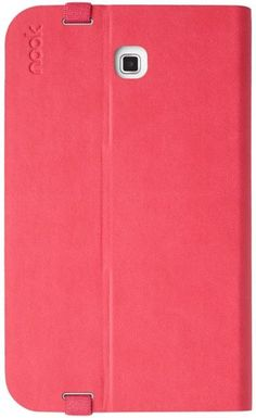 Samsung GALAXY Tab 4 nook, 2-Way Cover Stand in Pink