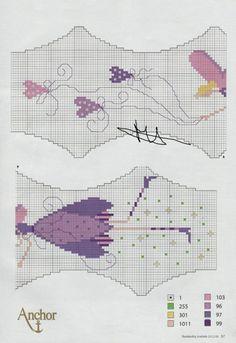 Gallery.ru / Фото #1 - Faeries - Auroraten Fantasy Cross Stitch, Cross Stitch Fairy, Cross Stitch Flowers, Cross Stitching, Cross Stitch Embroidery, Cross Stitch Patterns, Flower Fairies, Stitch 2, Faeries
