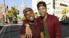 """Looks like it may be a wrap for """"Love & Hip Hop Hollywood's"""" first openly gay couple, Milan Christopher and Miles Brock. Get the full scoop."""
