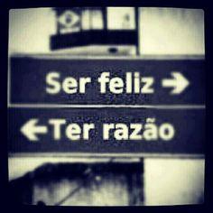Ser feliz ! Sempre
