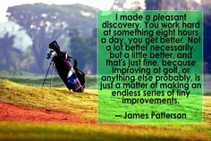 An inspiration for your golf game today :)  #lorisgolfshoppe:
