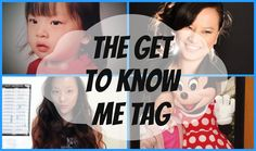 The Get To Know Me TAG | Asia Jade