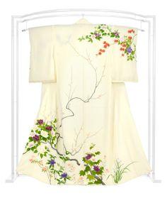Flowering Tree Houmongi
