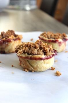 These mini apple berry crumble top pies are just about the best thing you will ever eat! Apples and blackberries with brown sugar crumble on top make this pie a favorite dessert. Bake these homemade pies for your next party or gathering and your guests will be asking for the recipe! Mini Apple Berry Crumble...Read More »