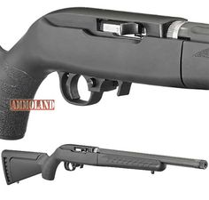 Ruger 10/22 Takedown Rifle with Target Barrel