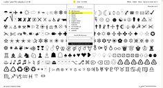 CopyPasteCharacter : les caractères spéciaux à portée de main