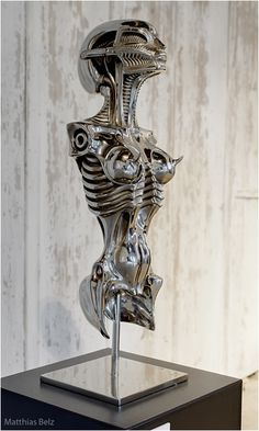 CHECKOUT THIS AMAZING ARTIST & MORE INSPIRATIONAL ART WORK! HEAR NEW NEW MUSIC: JANE BORDEAUX MUSIC Available on iTunes Worldwide! Join over 30,000+ Facebook Fans and 20,000+ @ Jane Bordeaux Twitter Followers! Become a Fan! Official Site: JaneBordeaux.com -  Hr Giger Museum #Sculptures #Scifi #Horror