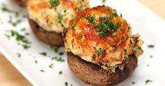 Um snack saboroso e saudável com cogumelos - NiT
