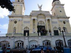 Parque Céspedes - Santiago de Cuba's historical hub #Cuba #Travel #SantiagodeCuba